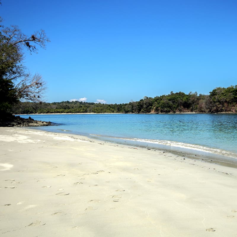 Gamez Island - Paradise in the Gulf of Chiriqui 2